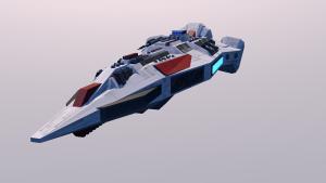 Croiseur Nebula MK-IV 1